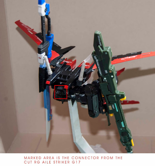 Tutorial: RG 1/144 Perfect Strike Gundam