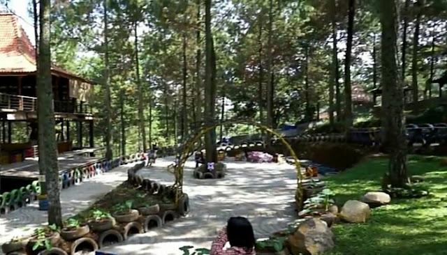 Trek sepeda dago dream park
