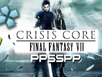 Download Gratis Crisis Core : Final Fantasy VII ISO PPSSPP Ukuran Kecil for Android