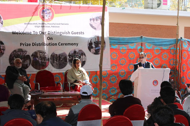 GB PRIDE Organized Prize Distribution Ceremony For Marathon And Essay Competition Winners on 26 Nov, 2017