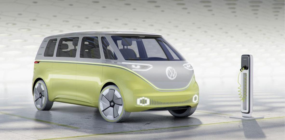 "La nueva ""combi"". FOTO: Volkswagen"