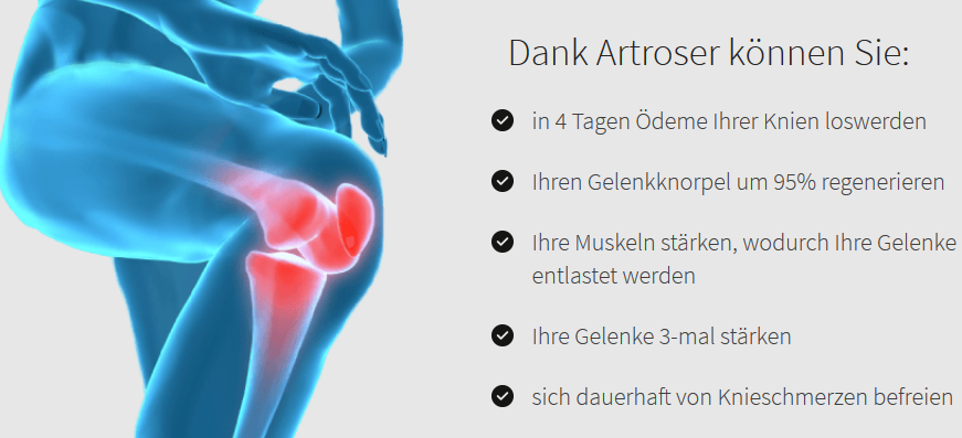Artroser - Joint Pain Relief - CPS (Germany)
