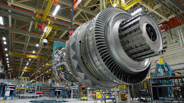 Turbine engine for sale