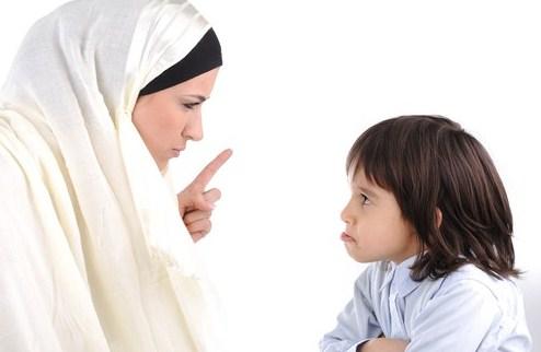 Hukum Memarahi Anak Dalam Islam