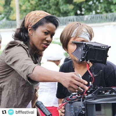 Nigerian actress Stephanie Linus has featured in several movies and TV productions