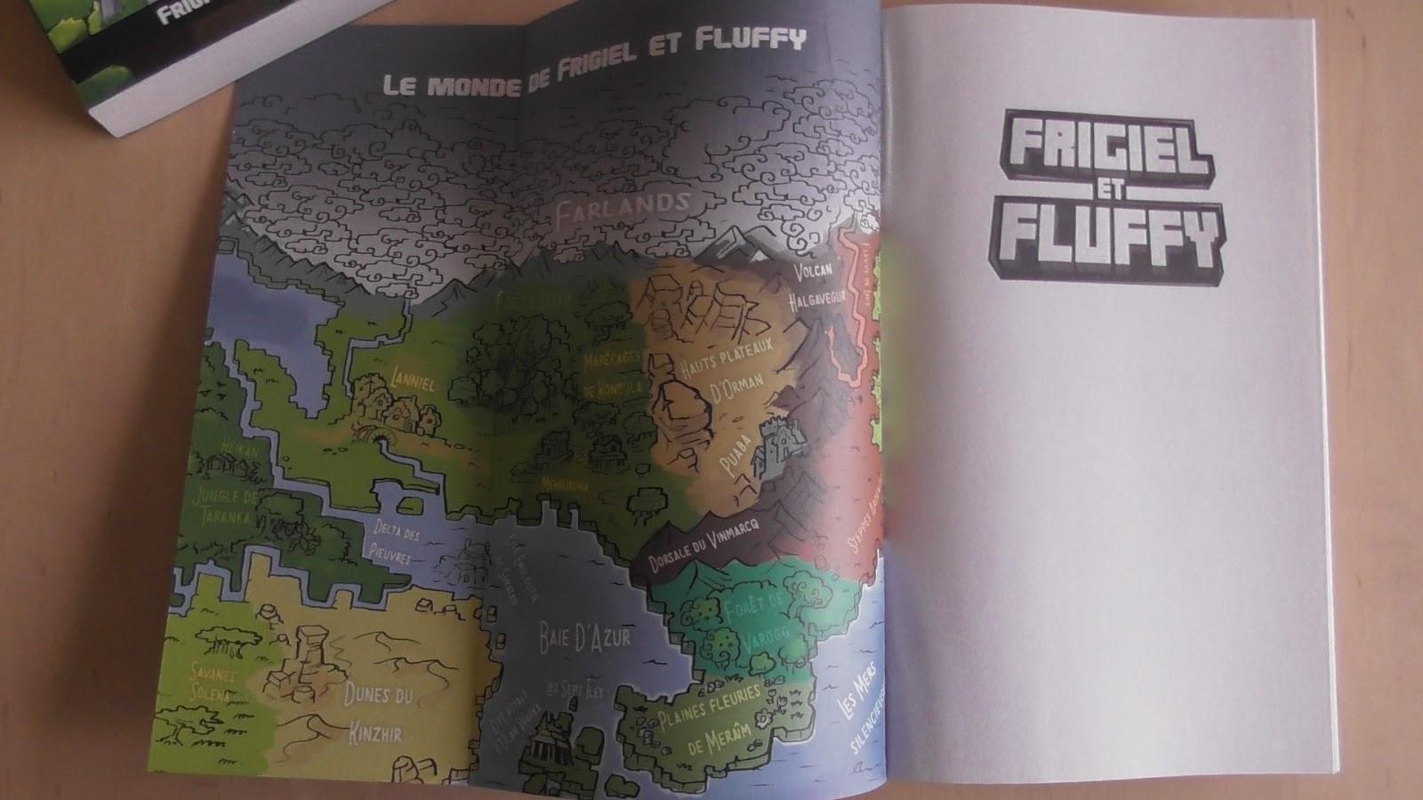Les Chroniques D Un Lecteur Passionne Frigiel Et Fluffy