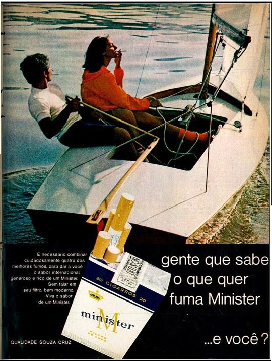 1970. propaganda anos 70. história decada de 70. reclame anos 70; propaganda cigarros anos 70. Brazil in the 70s; Oswaldo Hernandez;