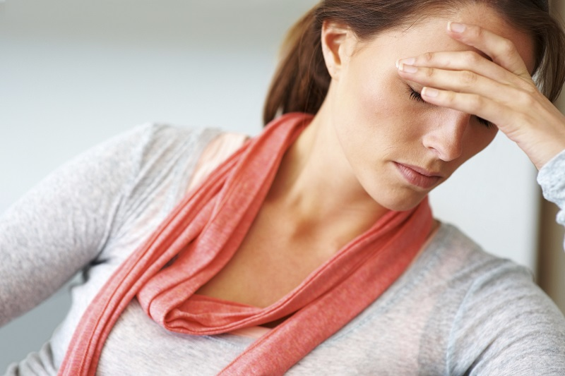 Sintomas da menopausa: Fadiga