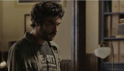 Geandro (Caio Blat) em 'O Sétimo Guardião' — Foto: TV Globo