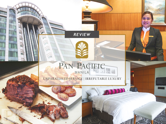 At Home with Pan Pacific Manila's Unparalleled Service and Irrefutable Luxury