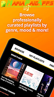 Audiomack - Download New Music Apk MafiaPaidApps