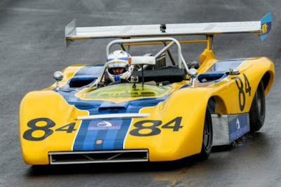 (crédito da foto - Sérgio Sanderson): Miguel Beux terá na Gold Classic a estreia de seu Avallone-Chevrolet em corridas