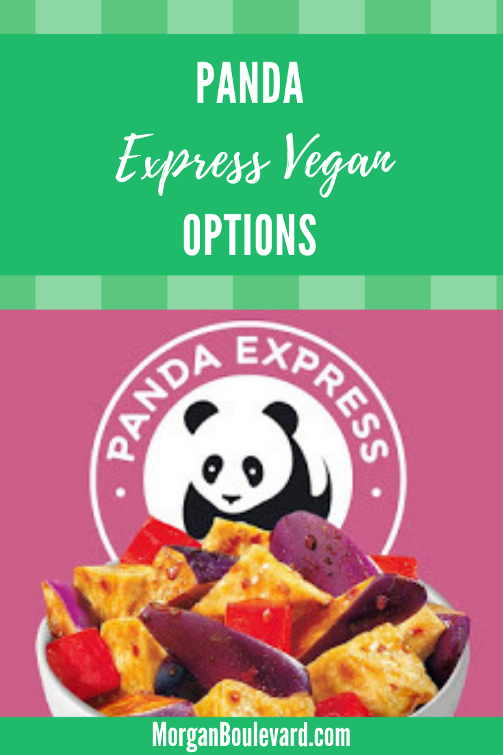 panda express vegan