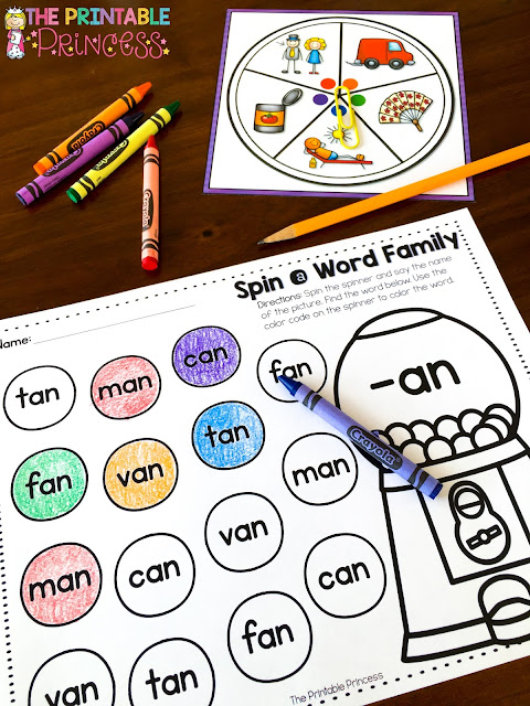 Your students will LOVE this FREE resource! Work on your CVC words by practicing -ug, -an, and -en words! Students will quickly and easily understand that words go together! This makes the learning process easier! These are great for literacy centers in your preschool, Kindergarten, or 1st grade classroom. Make sure to pick up this freebie today. (preK, Kinder, first grade classroom or homeschool)