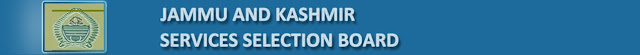 JKSSB answers on status of Naib Tehsildar and CGL Exam
