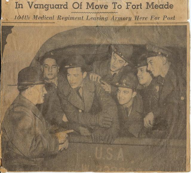 6 February 1941 worldwartwo.filminspector.com 104th Medical Regiment