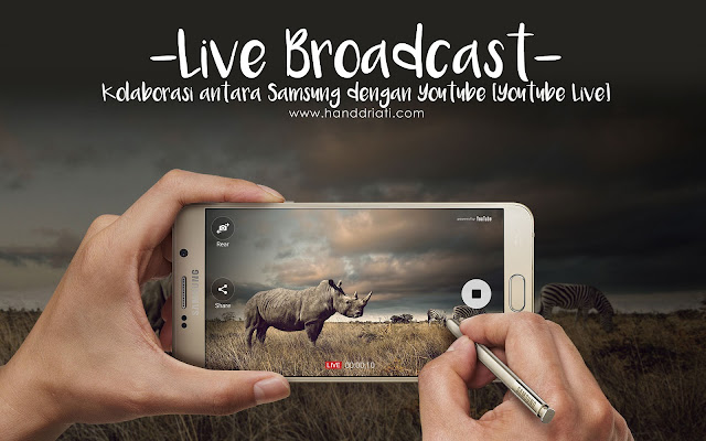 Live Broadcast Samsung Galaxy Note 5
