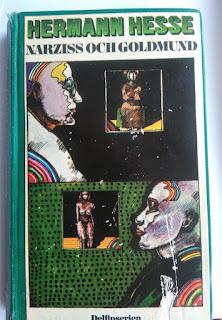 Hermann Hesse och boken Narziss och Goldmund