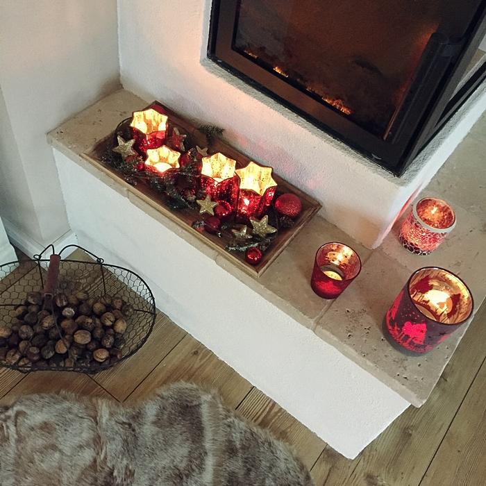 meine weihnachtsdekoration 2016 fashion kitchen. Black Bedroom Furniture Sets. Home Design Ideas
