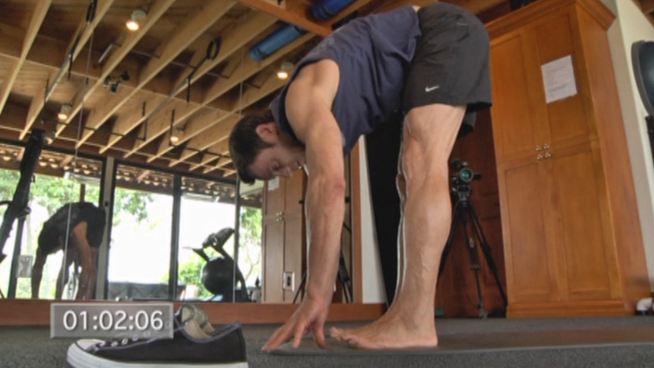 Book Reviews and More: Stretch and Recovery - Tony Horton