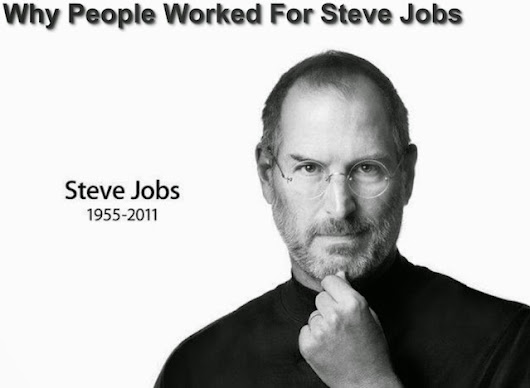 Break the Equation        John E. Smith: Why People Worked for Steve Jobs