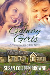 Latest Irish novel: The Galway Girls, Book 4 of Susan's country-set Village of Ballydara series!