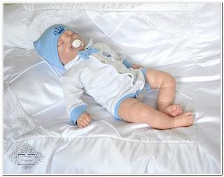 набор на выписку, комплект для новорожденного