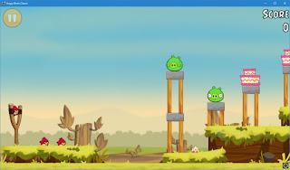 اخيرا لعبة Angry Birds متاحة مجانا للكمبيوتر