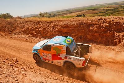 O deserto do Jalapão será o grande desafio deste ano no Rally dos Sertões (Foto: Alex Rayol/Divulgação)