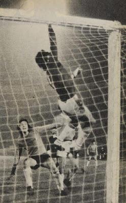 Chile y Uruguay en Copa Juan Pinto Durán 1976/1977, partido de ida