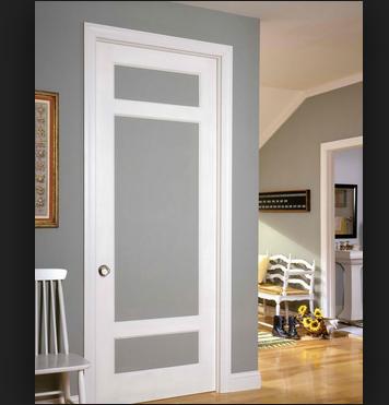 model pintu minimalis modern dengan desain stylish dan elegan terbaru