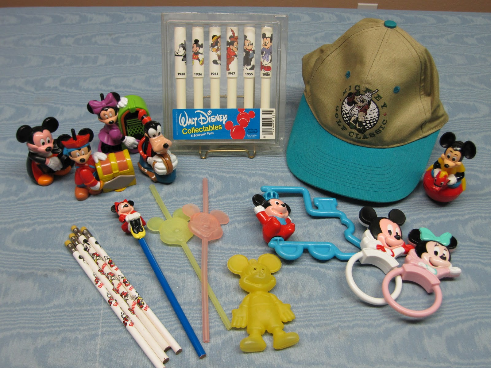 Urge To Purge Mickey Mouse Collection 2 Seperate Lots