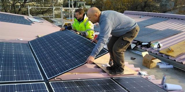 Solar Energy Project Development