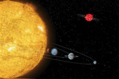 Nuestro Sistema Solar ¿hay otro planeta?