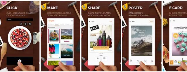 خفيف يجلب تصميم جديد، تخطيطات وملصقات النص من مايكروسوفت محرر الصور