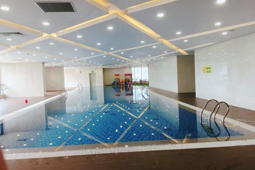 Bể bơi 4 mùa TNR Goldmark City