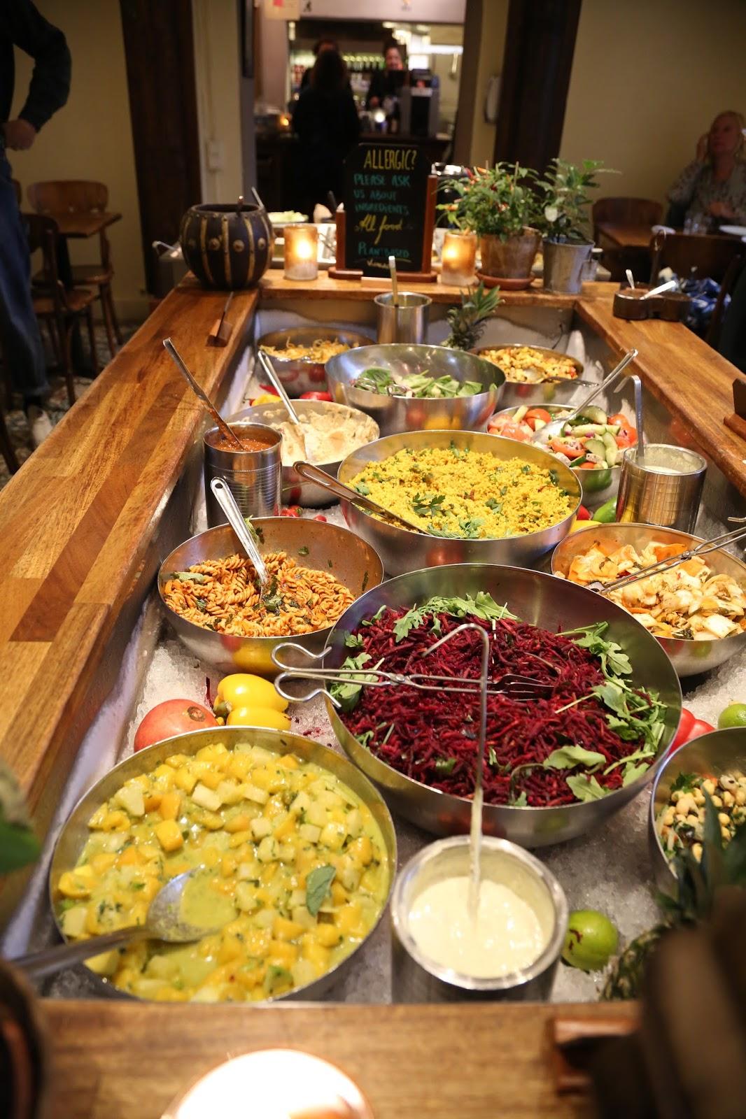 hermans stockholm vegetarian