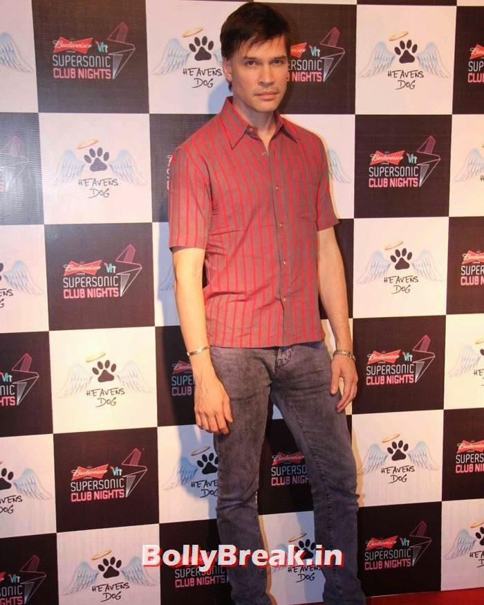 Luke Kenny, Heavens Dog Launch - Indian Tv Celebs pics september 2014