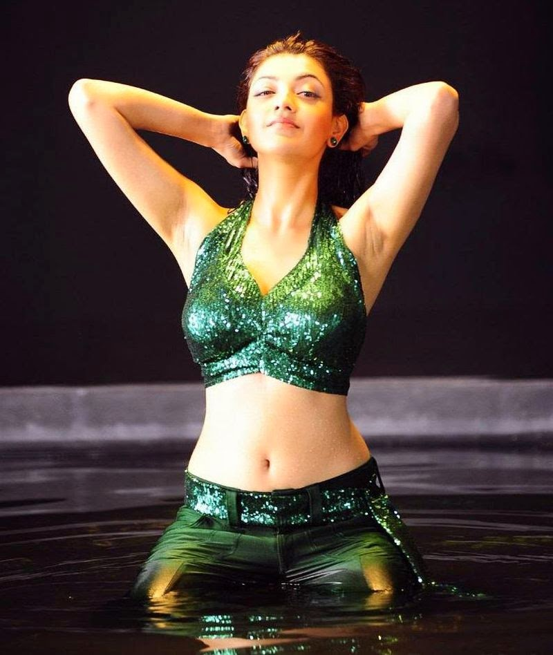 South Indian Actress Kajal Aggarwal Hot Photos And -2476