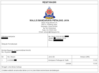 Hacks For Life How To Pay Mbpj Summons Online With Discount Updated
