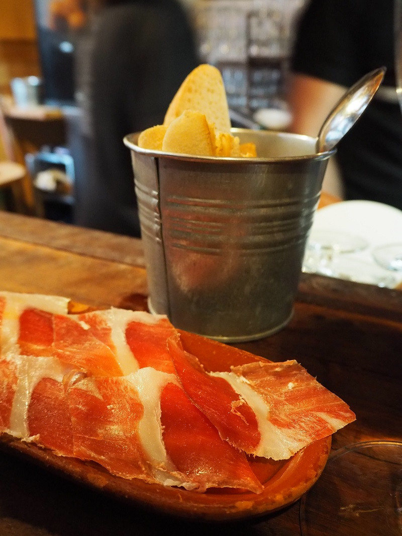 7 great places to eat in Seville - Iberian ham, jamon iberico