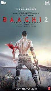 First Poster Of Baaghi 2