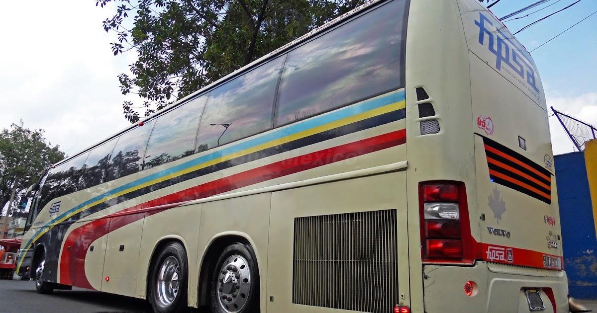 Bus m xico autobuses fletes y pasajes fypsa - Autobuses larga distancia ...
