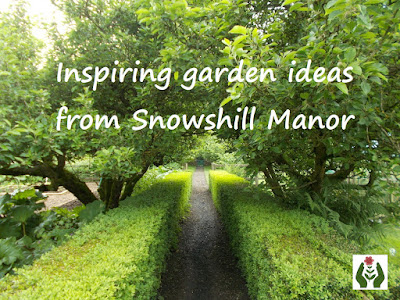 Inspiring garden ideas from Snowshill Manor