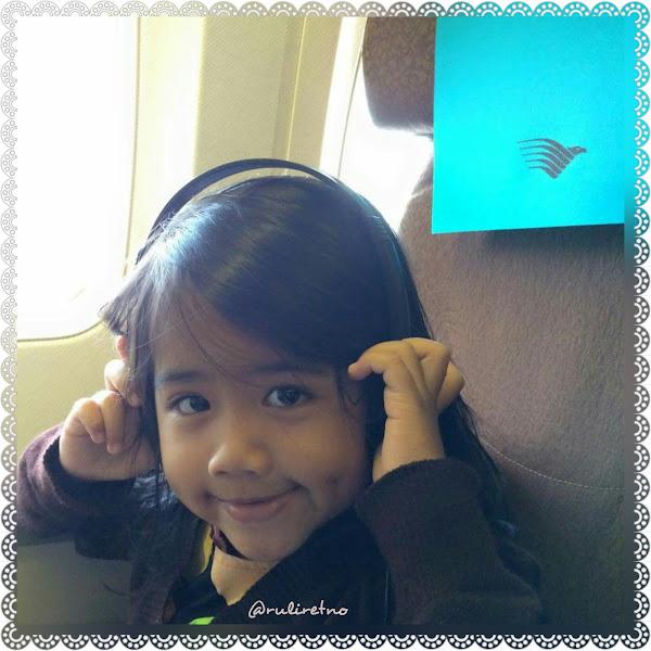 Liburan Impian ajak bayi dan balita tanpa rewel dengan Garuda Indonesia