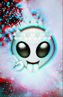 alien emoji wallpapers hd