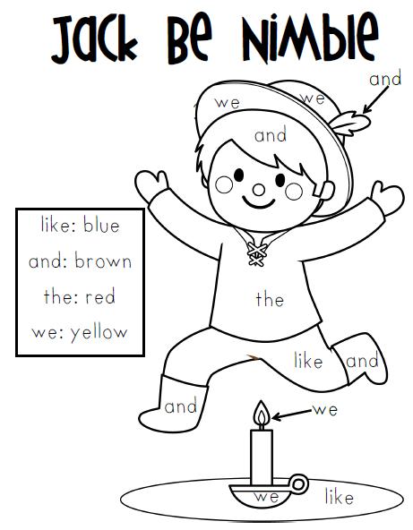 Mrs. Black's Bees: Nursery Rhymes
