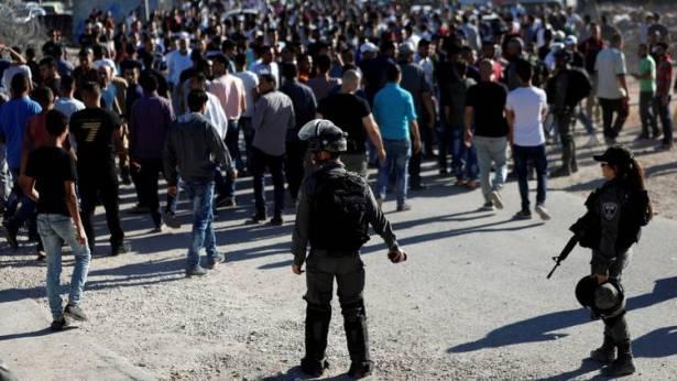 استشهاد ثلاثة فلسطينيين برصاص القوات الاسرائيلية فى القدس