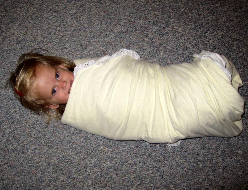 Heissatopia Burrito Baby And Halloween Excitement
