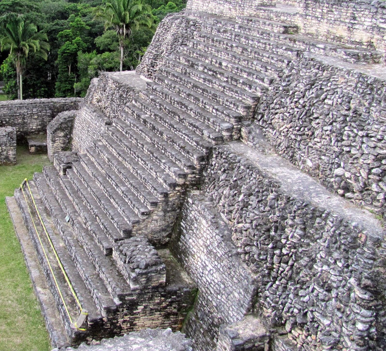 Caracol, sitio Maya en Belice